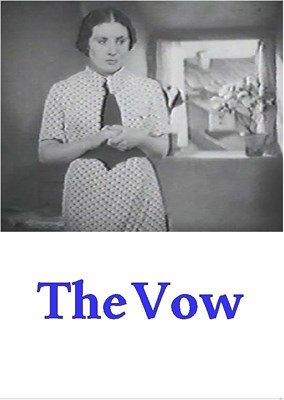 Picture of THE VOW  (1937)  * with hard-encoded English subtitles *
