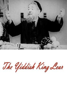 Picture of THE YIDDISH KING LEAR  (1935)  * with hard-encoded English subtitles *
