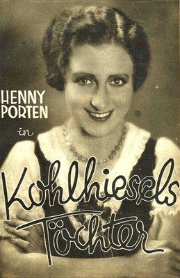 Picture of KOHLHIESELS TÖCHTER   (1930)