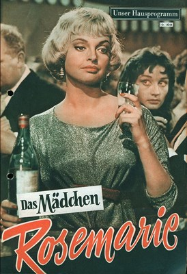 Bild von DAS MÄDCHEN ROSEMARIE  (1958)  * with switchable English subtitles & improved video quality *