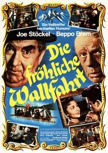 Picture of DIE FRÖHLICHE WALLFAHRT  (1956)