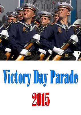 Bild von THE VICTORY DAY PARADE IN MOSCOW (2015)  * partial, switchable English subtitles *