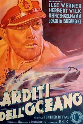 Picture of U-BOOTE WESTWÄRTS  (1941)  * with hard-encoded, English subtitles *