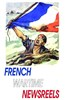 Picture of 5 DVD SET:  FRENCH WARTIME NEWSREELS (2013)  * with hard-encoded German and switchable English subtitles *