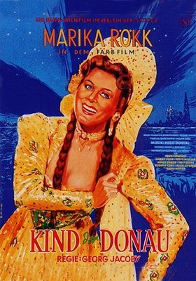 Picture of KIND DER DONAU  (1950)