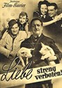 Picture of LIEBE STRENG VERBOTEN  (1939)  * improved picture quality *