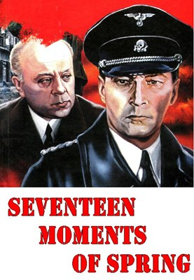 Picture of 3 DVD SET:  SEVENTEEN MOMENTS OF SPRING  (1973)  * with switchable English subtitles *