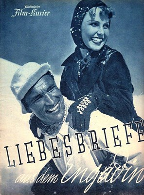 Picture of LIEBESBRIEFE AUS DEM ENGADIN  (1938)