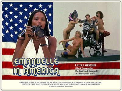 Picture of EMANUELLE IN AMERICA  (1977)