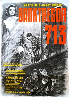 Picture of BANKTRESOR 713  (1957)