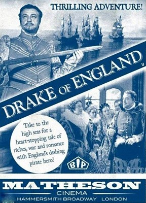 Picture of DRAKE OF ENGLAND  (1935)