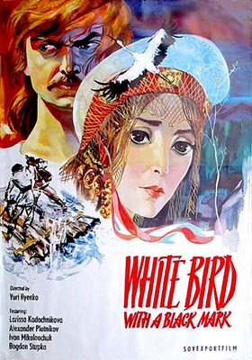 Bild von THE WHITE BIRD MARKED WITH BLACK  (1971)  * with switchable English subtitles *