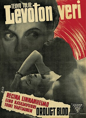 Picture of LEVOTON VERI  (1946)  * with switchable English and Swedish subtitles *