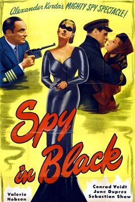 Picture of THE SPY IN BLACK  (1939)