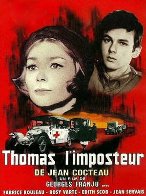 Bild von THOMAS L'IMPOSTEUR  (1965)  * with switchable English and Spanish subtitles *