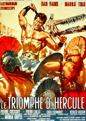 Picture of THE TRIUMPH OF HERCULES  (1964)