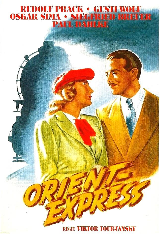 Orient Express Film 1944