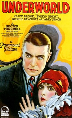 Picture of UNDERWORLD  (1927)