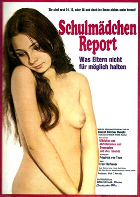 Picture of SCHOOLGIRL REPORT - VOLUME 1  (1970)  * with switchable English subtitles *