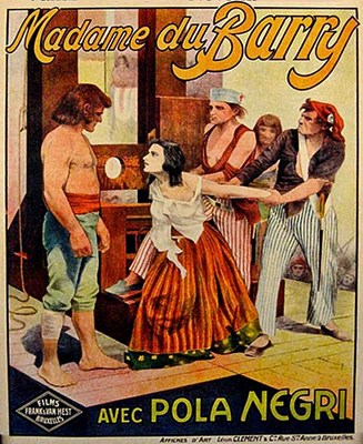 Bild von MADAME DUBARRY  (1919)  * with switchable English and Spanish subtitles *