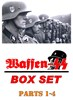Picture of 4 DVD SET:  WAFFEN SS - THE WAFFEN SS IN ACTION  (1939 - 1945)  (2012)   * partial English subtitles *