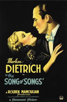 Bild von DAS HOHE LIED (The Song of Songs) (1933)  * with German and English audio and switchable English subtitles *