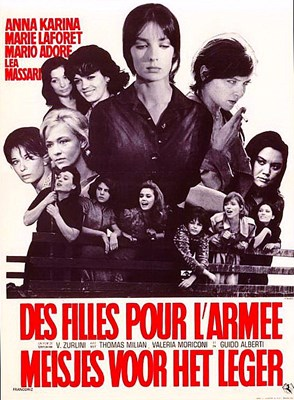 Picture of LE SOLDATESSE  (1965)  * with switchable English subtitles *