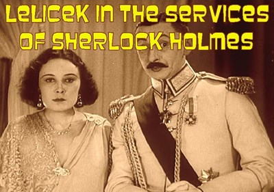 Picture of LELICEK IN THE SERVICES OF SHERLOCK HOLMES  (1932)  * with switchable English subtitles *