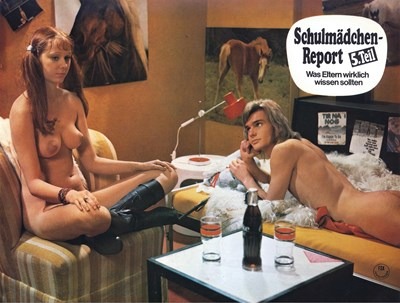 Picture of SCHOOLGIRL REPORT - VOLUME 5  (1973)  *with switchable English subtitles *