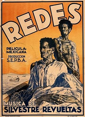 Picture of REDES  (1936)  * with switchable English subtitles *