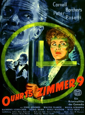 Picture of NULL UHR 15, ZIMMER 9  (1950)  * with multiple switchable subtitles *