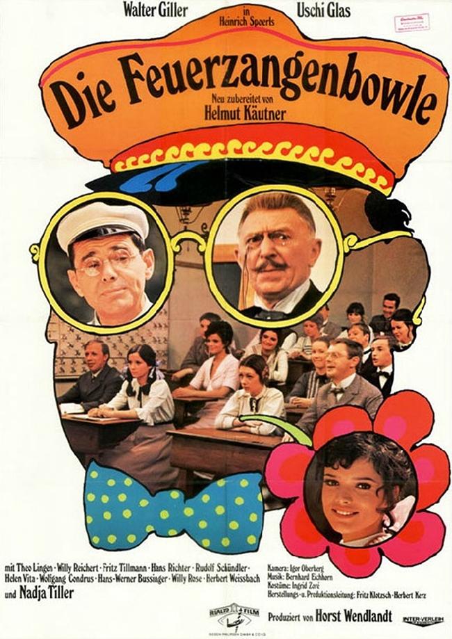 Die Feuerzangenbowle 1970