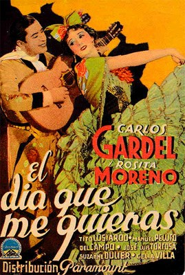 Bild von EL DIA QUE ME QUIERAS  (1935)  * with switchable English subtitles *