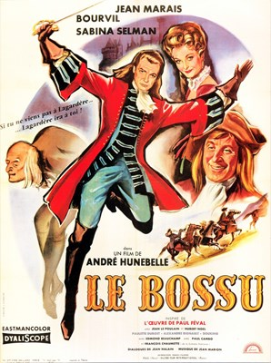 Picture of LE BOSSU  (1959)  * with switchable English subtitles *