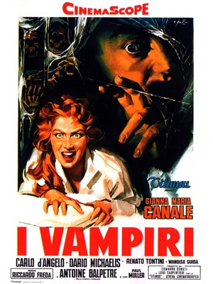 Bild von I VAMPIRI  (1956) * with switchable English subtitles *