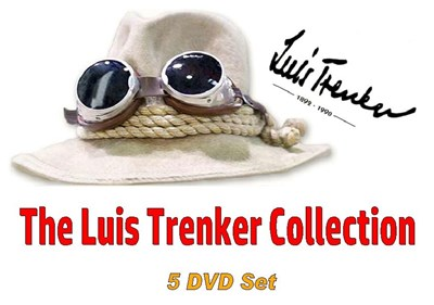Picture of THE LUIS TRENKER COLLECTION  * with English subtitles *