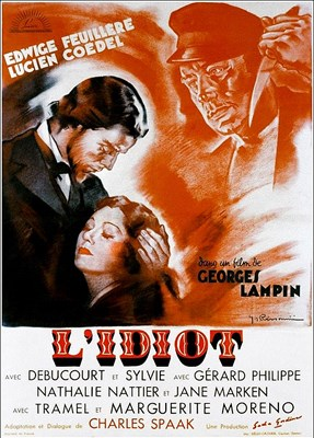 Picture of THE IDIOT  (L'Idiot)  (1946)  * with switchable English subtitles *