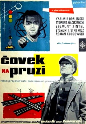 Picture of MAN ON THE TRACKS  (Czlowiek na Torze)  (1956)  * with switchable English subtitles *