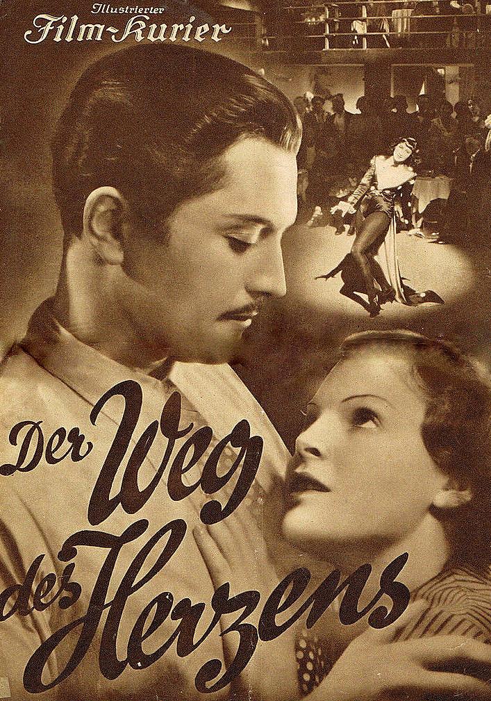 RAREFILMSANDMORE.COM. DER WEG DES HERZENS (1936)