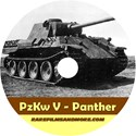 Picture of PZKW V - PANTHER TANK & INFANTRY WEAPONS OF WWII