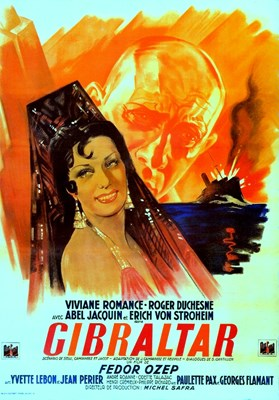 Picture of GIBRALTAR  (1938)  * with switchable English  subtitles *