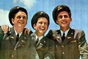 Picture of THE THREE PILOTS  (1942)  * with switchable English and Spanish subtitles *