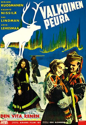 Picture of THE WHITE REINDEER  (1952)  * with switchable English subtitles *