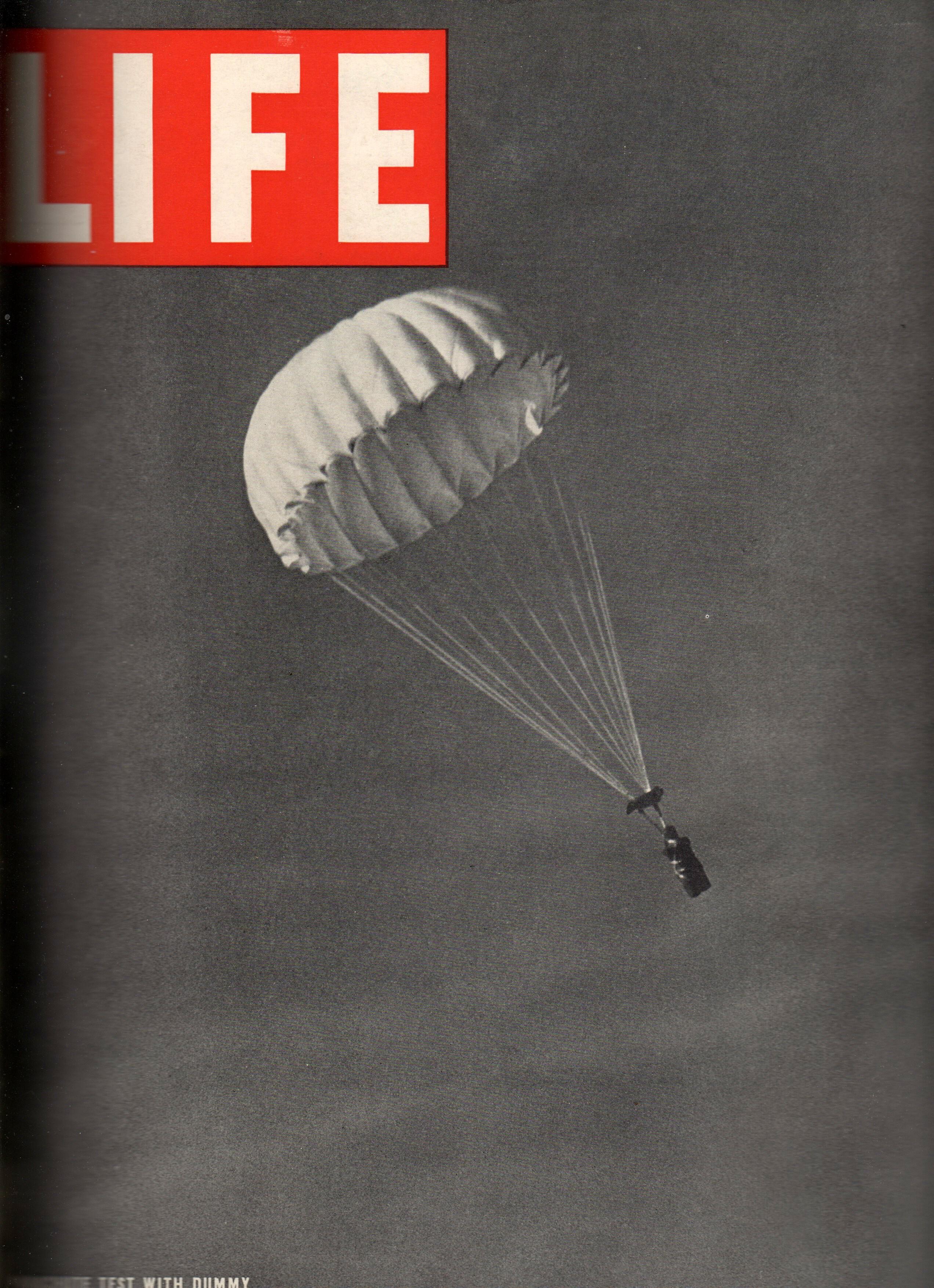 BOUND LIFE MAGAZINE OCTOBER - DECEMBER 1963