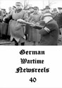Picture of GERMAN WARTIME NEWSREELS 40  * with switchable English subtitles *  (IMPROVED)