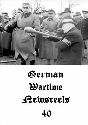 Bild von GERMAN WARTIME NEWSREELS 40  * with switchable English subtitles *  (IMPROVED)