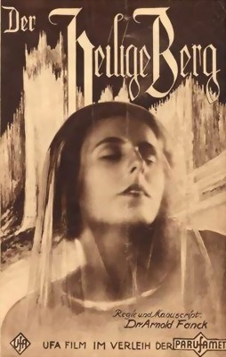 Picture of DER HEILIGE BERG  (1926)  * with English intertitles *