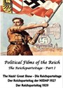 Bild von POLITICAL FILMS OF THE REICH  - PART I:  THE REICHSPARTEITAGE I  * with switchable English subtitles *