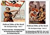 Picture of 2 DVD SET:  POLITICAL FILMS OF THE REICH, PARTS I and II: - THE REICHSPARTEITAGE, PARTS I and II  * with switchable English subtitles *