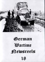 Picture of GERMAN WARTIME NEWSREELS 18  * with switchable English subtitles *  (improved)